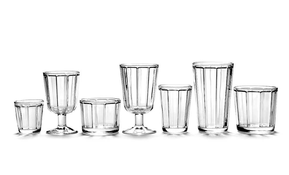 Surface glassware by Sergio Herman
