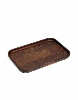 TRAY PURE WOOD RECTANGULAR 36X24 H2,5