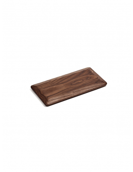 CUTTING BOARD PURE WOOD RECTANGULAR S 28,5X14 H2
