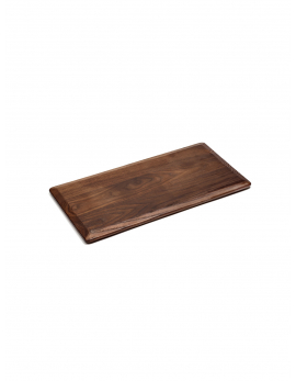 CUTTING BOARD PURE WOOD RECTANGULAR M 48X24 H2