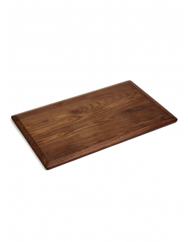 CUTTING BOARD PURE WOOD RECTANGULAR L 58X35 H2