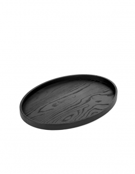 TRAY OVAL PASSE PARTOUT