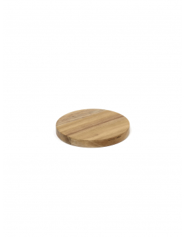 ROND DEKSEL HOUT