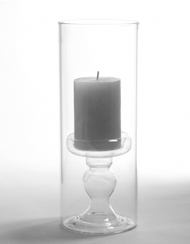 VASE S CANDLE HURRICANES