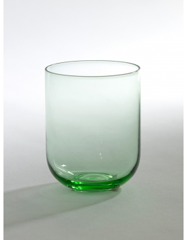 GLASS GREEN
