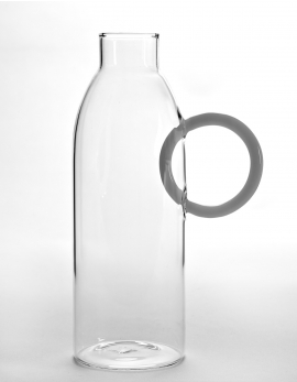 JUG WITH CIRCULAR HANDLE