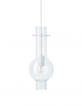 BULB LAMP ONTWERPDUO CLEAR D14,5 H37