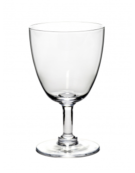 WHITE WINE GLASS TAKE TIME