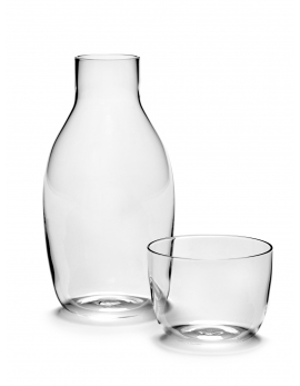CARAFE + GLASS PASSE-PARTOUT