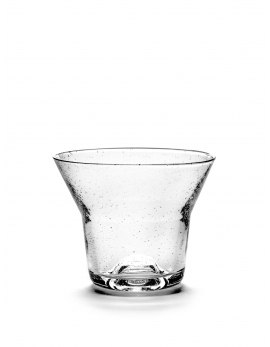 VERRE S PAOLA NAVONE TABLE NOMADE D10 H8 CM 15CL