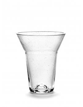 VERRE M PAOLA NAVONE TABLE NOMADE D9,5 H11,5 CM 25CL