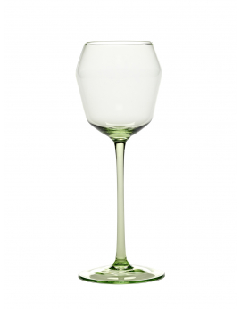 WHITE WINE GLASS BILLIE GREEN