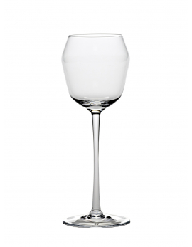 WHITE WINE GLASS BILLIE TRANSPARENT