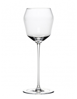 RED WINE GLASS BILLIE TRANSPARENT