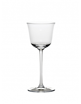 WHITE WINE GLASS GRACE TRANSPARENT