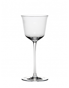 RED WINE GLASS GRACE TRANSPARENT