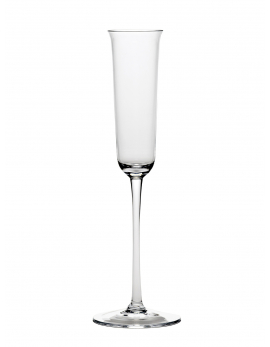 CHAMPAGNE GLASS GRACE TRANSPARENT