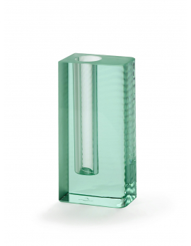 VASE WATER GREEN EDU 2