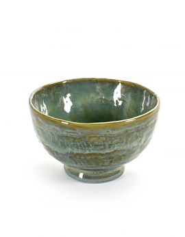 BOWL SMALL D14,5 H7,3 SEAGREEN