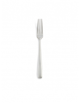 DESSERT FORK ZOË  SILVERPLATED