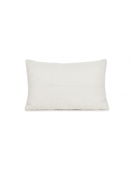 DECO CUSHION INDOOR L40 x W60 CM NATURALE