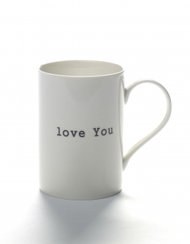 TASSE LOVE YOU D7,2 H10,5 VP12