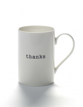 TASSE THANKS