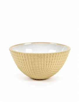 A+A BOWL MEDIUM SAND DIA16 H8,5