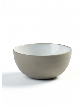BOWL CURVED EDGE M DUSK