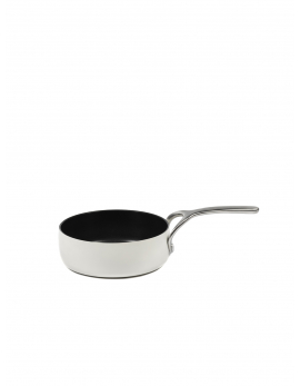 PURE FRYING PAN NON-STICK FORGED ALU SERENE WHITE D20 CM - 2