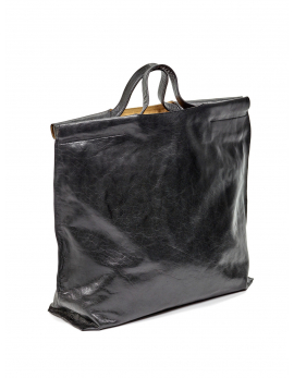 SHOPPER BAG BLACK BAGS BY BEA MOMBAERS