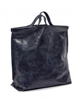 SHOPPER NAVY BAGS BY BEA MOMBAERS