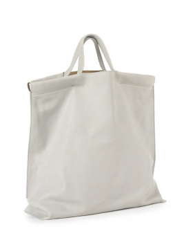 SHOPPER L40 x W14,5 H41 CM LIGHT GREY