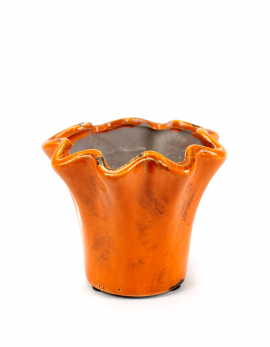 FLOWER POT S ORANGE UMBRA