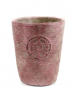 FLOWER POT M PINK UMBRA