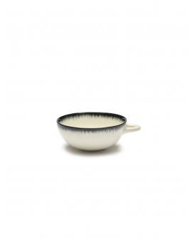 ESPRESSO CUP DÉ  OFF-WHITE/BLACK VAR A