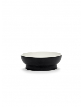 BOWL RA BLACK/OFF-WHITE