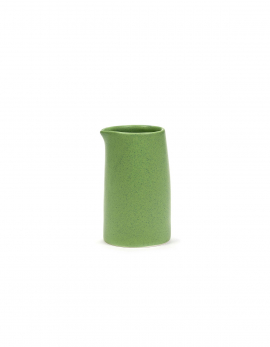MILK/CREAM JUG RA GREEN