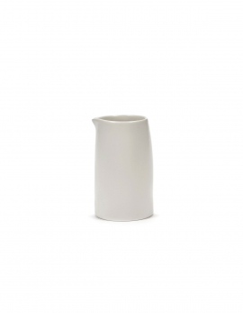 MILK/CREAM JUG RA OFF-WHITE