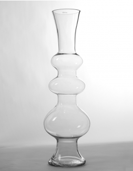 DECO VASE 3 BALL LARGE HOCH H70