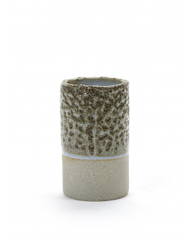 VASE CYLINDRIQUE CLAY
