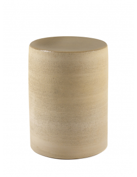SIDE TABLE BEIGE