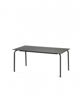 DINING TABLE S BLACK AUGUST