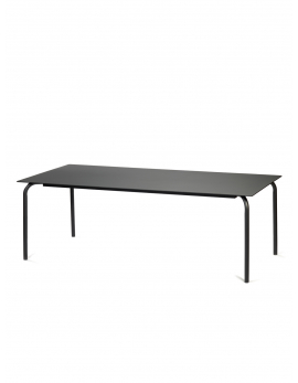DINING TABLE M BLACK AUGUST