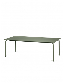 DINING TABLE M EUCALYPTUS GREEN AUGUST