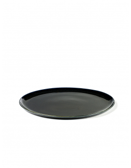 ASSIETTE M D22 DARK BLUE