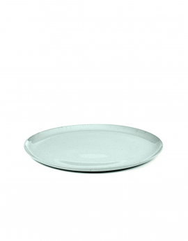 ASSIETTE M D22 LIGHT BLUE
