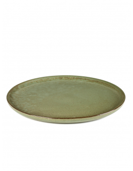 ASSIETTE L CAMO GREEN SURFACE
