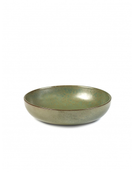 DEEP PLATE S CAMO GREEN SURFACE