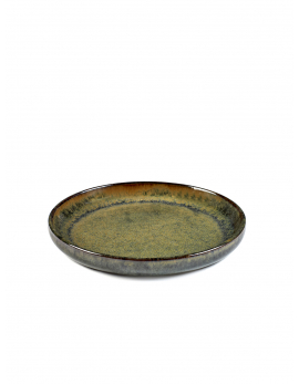SMALL PLATE FOR OLIVES M INDI GERY SURFACE